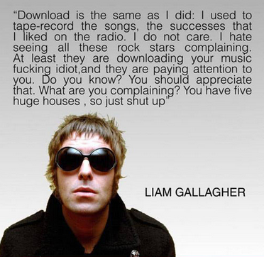 musique streaming liam gallagher