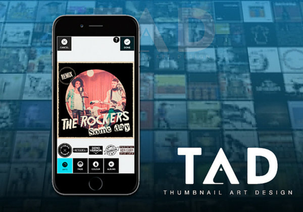 TAD design application artwork