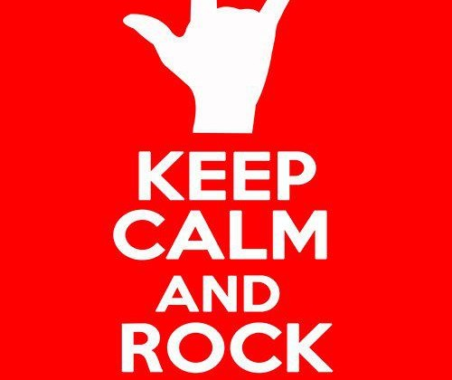 keepcalmrockon