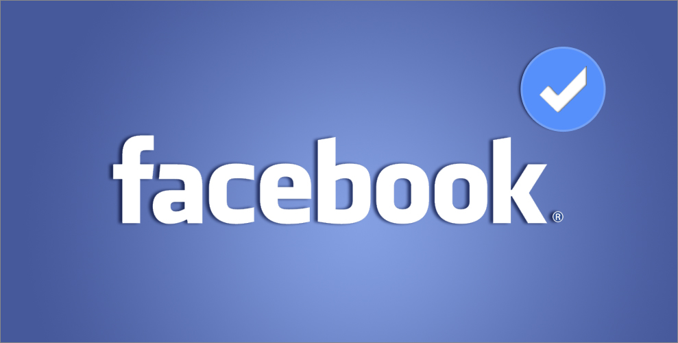 Facebook certified page
